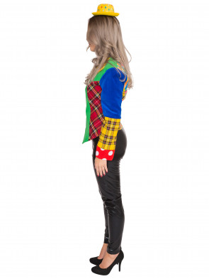 Jacke Clown Damen