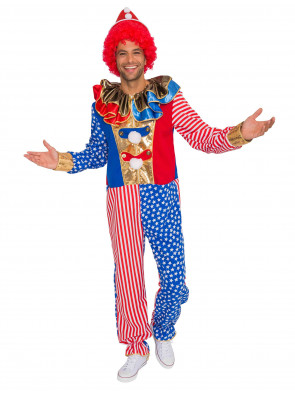 Overall Clown USA