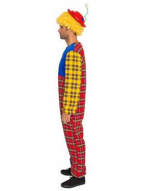 Overall Clown bunt