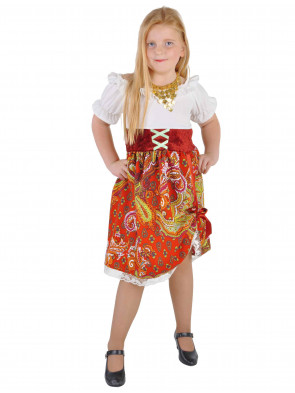 Kleid Gipsy Queen Kinder
