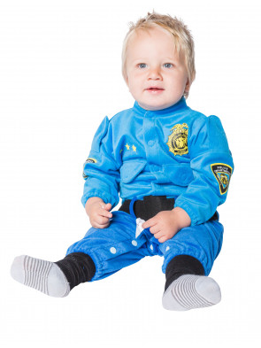 Overall Polizei Baby