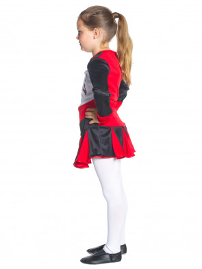 Kleid Cheerleader Kölle Kinder