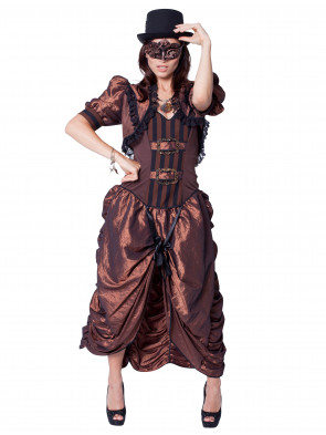 Lookbook Steampunk Sarah Copper
