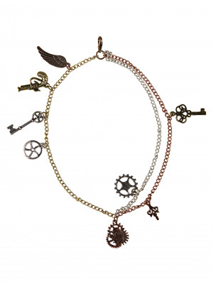 Bettelarmband Steampunk