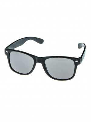 Brille James schwarz